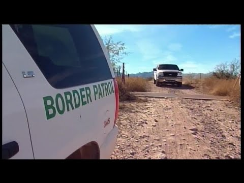 Border Patrol on a mission to hire more agents