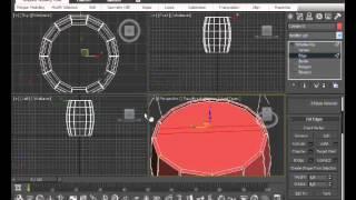 Урок по моделированию (3D MAX 2010)