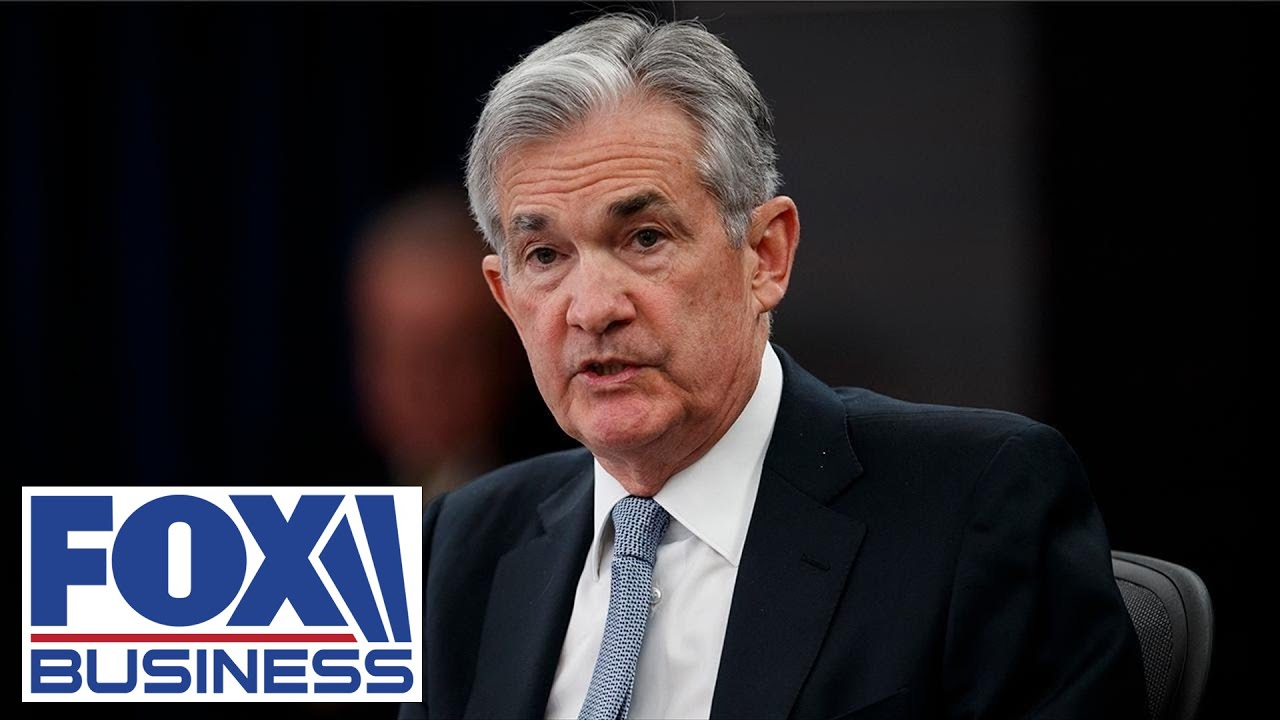 Live: Fed Chair Powell holds press conference on policy decision