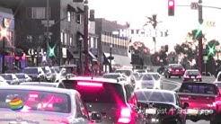 Gay Travel: San Diego, CA - The Lafayette Hotel - Hillcrest