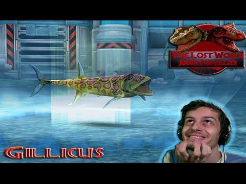 Jurassic Park Builder - Got Me A Gillicus!