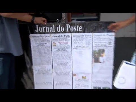 Achamos no Brasil mostra a história do Jornal do Poste em Minas Gerais