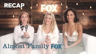 Recap Sisters Coming Together  Season 1 Ep 1  ALMOST FAMILY