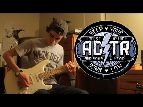 A Day To Remember  The Plot to Bomb the Panhandle Guitar & Bass  w Tabs