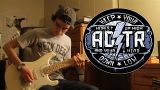 A Day To Remember - The Plot to Bomb the Panhandle (Guitar & Bass Cover w/ Tabs)
