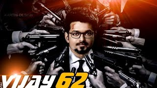 Thalapathy 62 Is Vijay's Biggest Experimental Role - Not A Big Look Change | Heroine For Vijay 62??