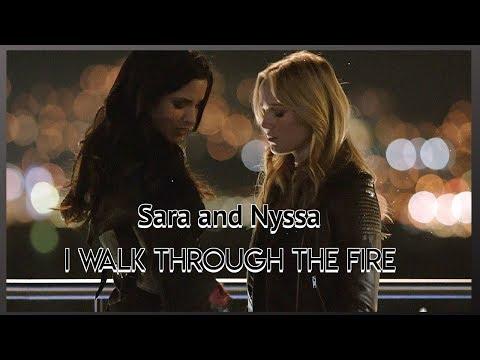 Walk Through The Fire || Sara And Nyssa || ClexaCon Nyssara Panel Intro