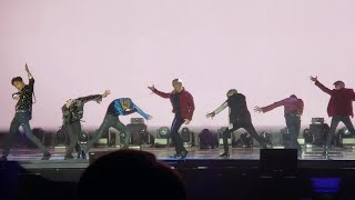 FANCAM 191005 SuperM I Can't Stand the Rain @ 슈퍼엠 Debut Showcase Capitol Records Hollywood Concert