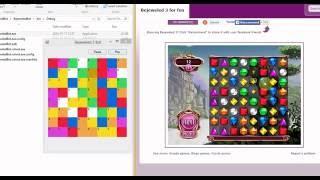 C# Bejeweled 3 Bot