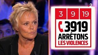 """Muriel Robin interpelle Emmanuel Macron: """"Combien vaut la vie d'une femme ?"""" #ONPC"""