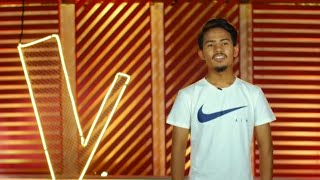The Voice Of Nepal Episode 6  Blind Audition  &quotThinking Out Loud&quot  Amazing but rejected