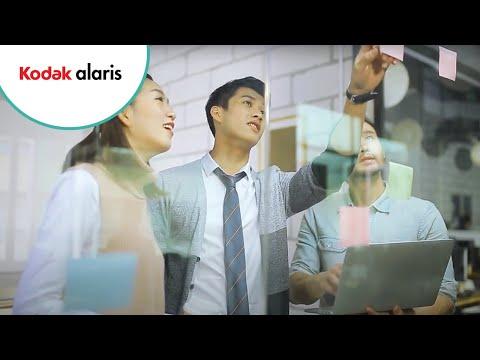 Alaris, a Kodak Alaris business   The Best Information Demands the Best Images