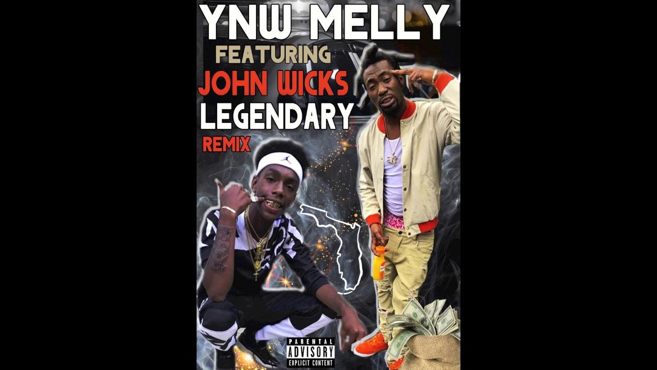 YNW Melly ft John Wicks (Sniper Gang) - Legendary Remix - YouTube