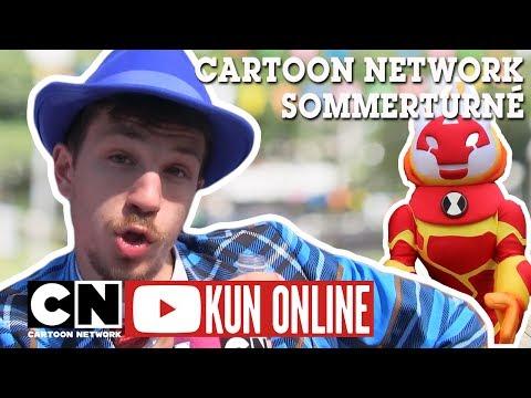 Cartoon Network Sommerturné | Otterup, Løkken og Tranum | Dansk Cartoon Network | Annonceelementer