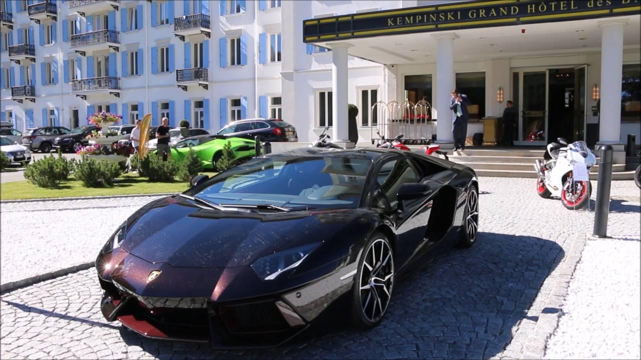 Grand Hotel Des Bains Saint Moritz