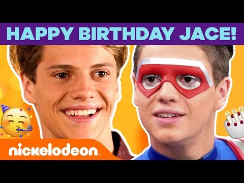 Celebrate Jace Norman's Birthday 🎈Top 19 Moments | #TBT