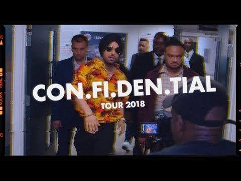 Diljit Dosanjh | Confidential Tour 2018 | Leeds | Famous Studios