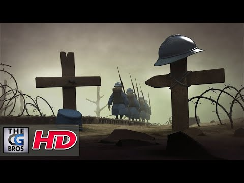 "CGI 3D Animated Short ""Machina Mortem"" - by Jan Postema 