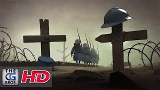 "CGI 3D Animated Short ""Machina Mortem"" - by Jan Postema"
