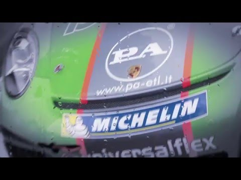 P.A. S.p.A. - Sponsor PORSCHE Carrera Cup Italia