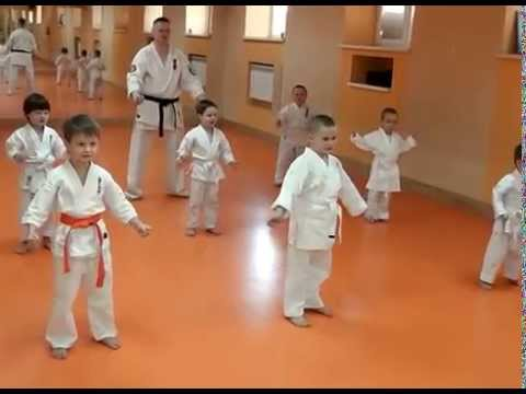 Karate for Kids in Russia
