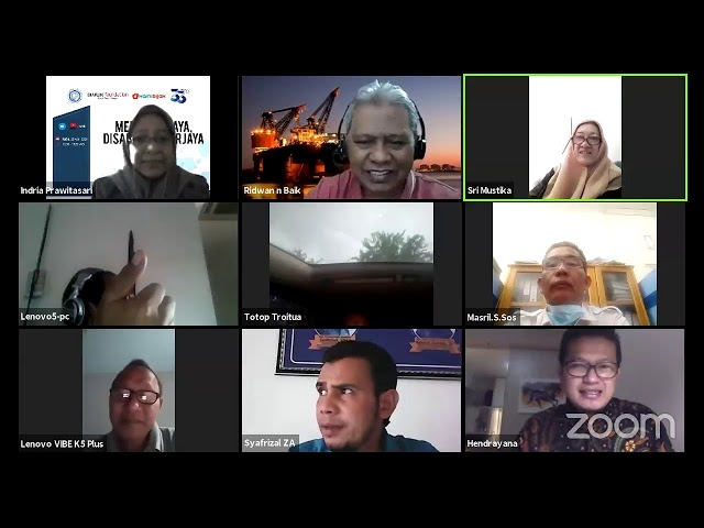 Virtual Workshop LPDS_ Media Berdaya, Disabilitas Berjaya