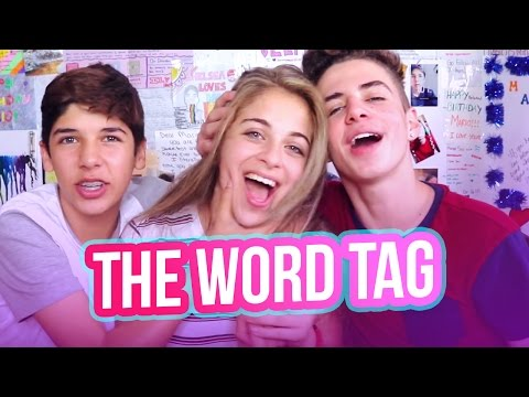 THE WORD TAG ft. Mario Selman and Bruhitszach |...