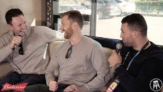 Spittin' Chiclets Interviews Claude Giroux — West Coast Wagon Tour