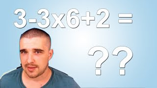 Prosta zagadka matematyczna