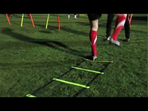 Speed And Agility Ladders - Football Speed Training Equipment
