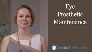 Eye Prosthetic Maintenance | Cleaning, Comfort & Appearance Burlington NC