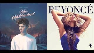 Best Talk I Never Had - Troye Sivan vs. Beyoncé (Mashup)