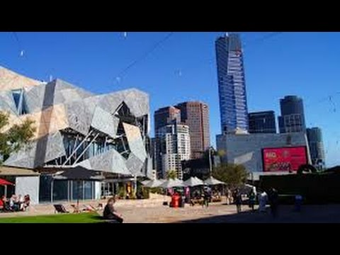 Federation Square - Cultural Hub - Busiest and Most Lively  Place in Melbourne, Australia