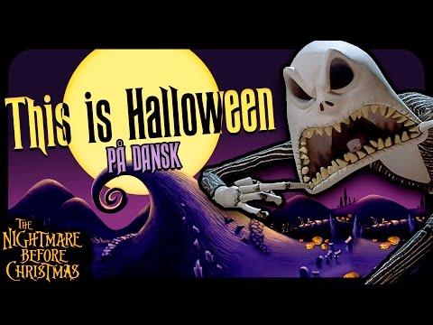 Sange på Dansk: This is Halloween