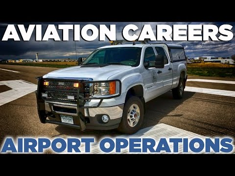 Airline And Airport Operations Youtube