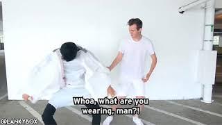 Lankybox : YouTube  K-POP WITH ZERO BUDGET - KARD MASHUP! (Oh NaNa, Don't Recall,.. Video çevirisi..