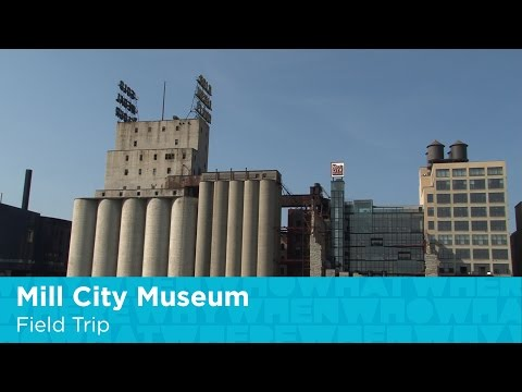 Mill City Museum Field Trip