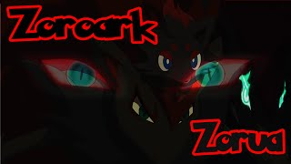 Not Gonna Die (Zorua and Zoroark AMV)