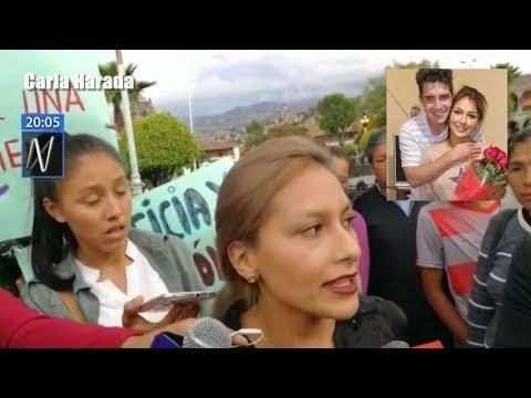 La indignación de Arlette Contreras ante la absolución de su expareja y su denuncia de corrupción