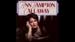 Ann Hampton Callaway / But Beautiful