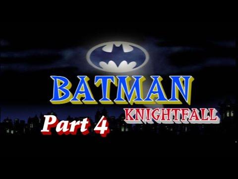 Batman Knightfall Motion Comic & Audio Drama Part 4