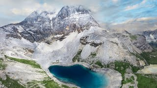 Live: View of Daocheng Yading Nature Reserve in SW China – Ep. 12