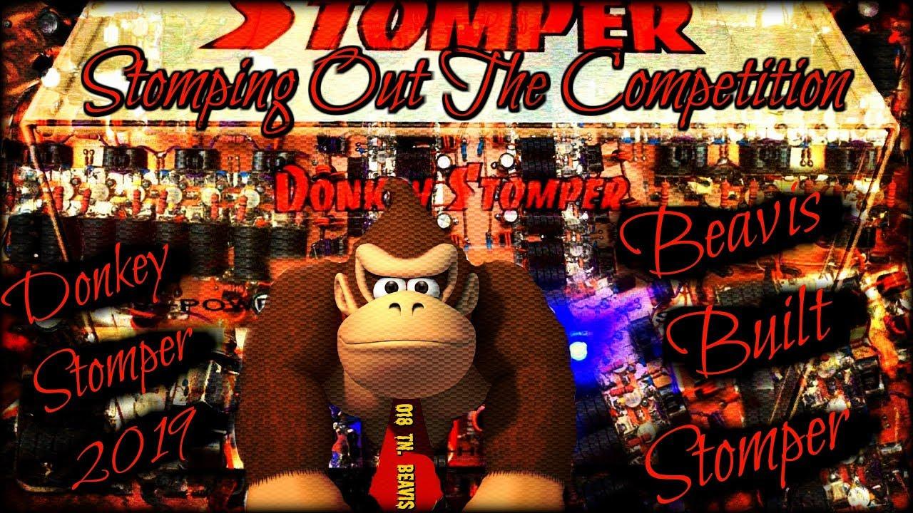 Donkey Stomper 4000HDB-HG-24-2879C Base Cw Transmitter