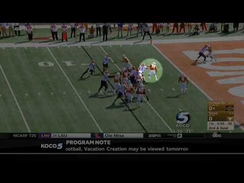 oklahoma state touchdown