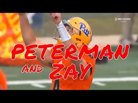 Nate Peterman & Zay Jones - 2017 Senior Bowl| ALL Passes & Catches