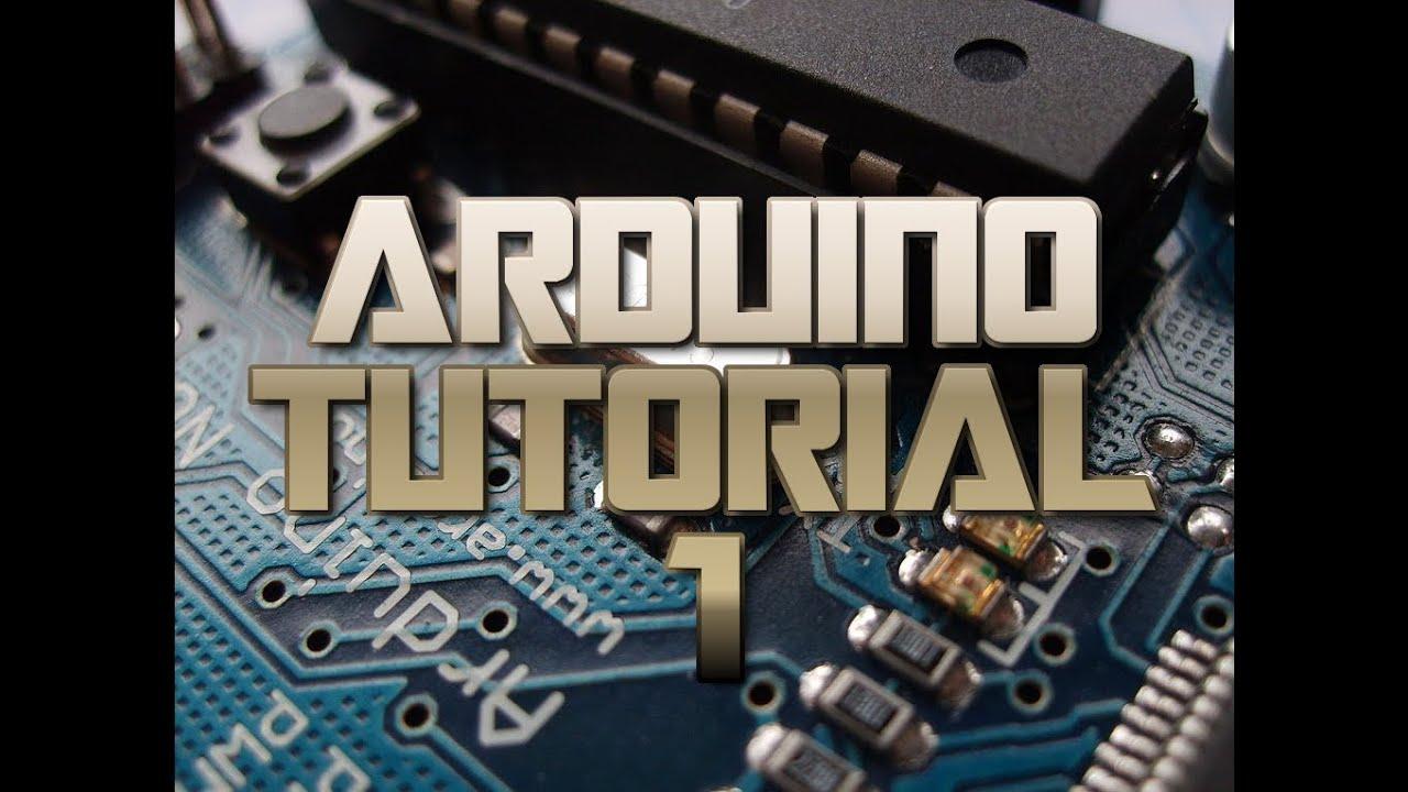 Tutorial Arduino UNO