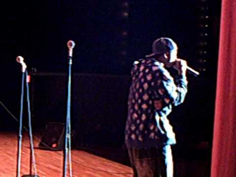 T.DUB Performing at Gospel Explosion