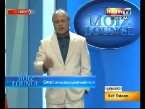 Dr. Moiz Lounge Topic. Self Esteem 10th Jan 2012 Part 1.flv