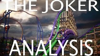 analysis of the joker new for 2016 at six flags discovery kingdom rmc hybrid coaster