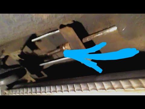 Не держит ручник ВАЗ 2112... Как отрегулировать АВТОпрактик